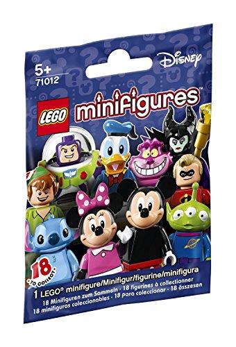 LEGO Minifigures - Figuras de construcción, Edición Disney (71012)
