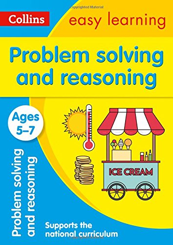 Problem Solving and Reasoning Ages 5-7 (Collins Easy Learning KS1) por Collins Easy Learning