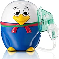Happy Duck Inhaliergerät Kinder Inhalator Inhalation Aerosol Vernebler Kompressor Vogel preisvergleich bei billige-tabletten.eu