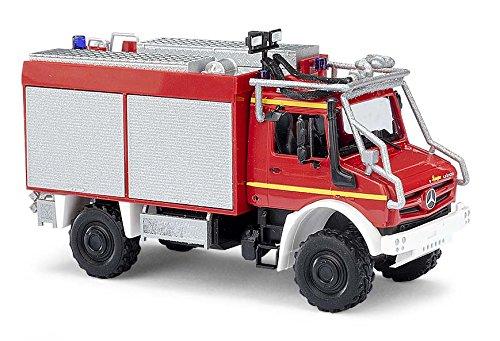 Busch-Jaeger H0 BU MB Unimog U 5023 Feuerwehr
