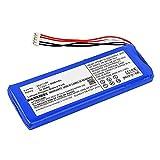CELLONIC Batterie Premium Compatible avec JBL Pulse 2, Pulse II, PULSE2BLKUS - 5542110P (6000mAh) Accu de Rechange Remplacement