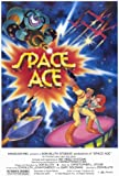Space Ace – video Game poster Movie 27 x 40 pollici – 69 cm x 102 cm