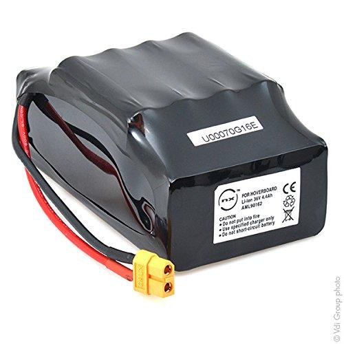 NX - Batería Li-Ión Gyropode - Hoverboard 36V 4.4Ah