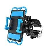 YXZN Fahrrad-Handy-Halterung Universal-Fahrrad Berg Motorrad-Navigation Handy-Halter , blue