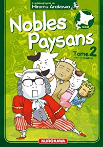 Nobles Paysans Edition simple Tome 2
