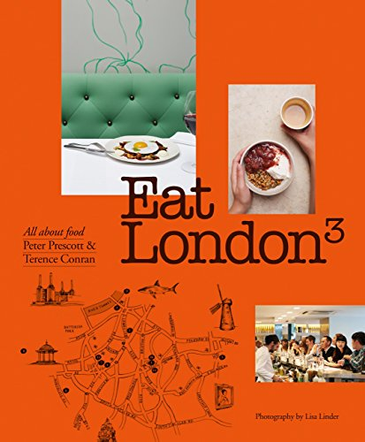 Eat London: All About Food (English Edition) Cafe-chip