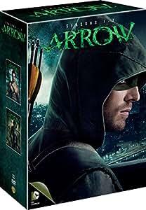 Arrow - Season 1-2 [DVD] [2014]
