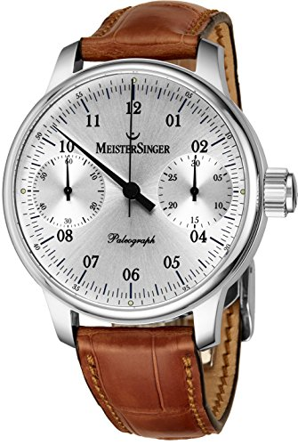 Meistersinger Paleograph Reloj de Hombre Manual 43mm analógico ED-SC101