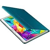 Samsung Folio Schutzhülle Book Case Cover für Galaxy Tab S 10.5 Zoll - Electric Blue