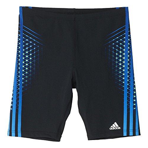 adidas Herren Badeshorts ADC LL BX schwarz/blau