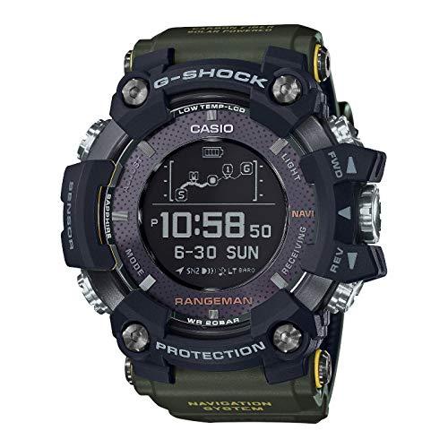 Reloj Casio G-Shock Rangeman GPS Navy GPR-B1000-1BER