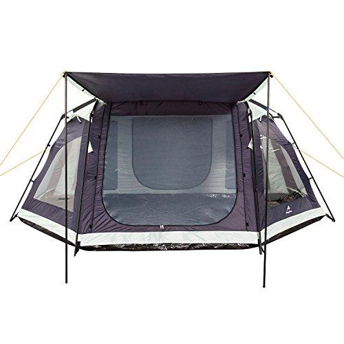 Zoom IMG-1 campfeuer tenda familiare da campeggio