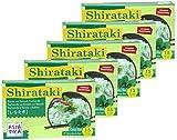 Asiatica - Shirataki Konjak Tagliatelle Spinat - 5er Pack