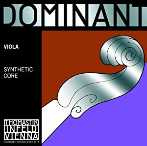 Dominant Strings 141 4/4 Viola Set