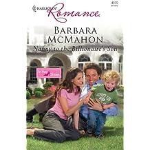Nanny to the Billionaire's Son (Harlequin Romance)