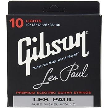 Gibson Gear SEG-LP10 Les Paul Saiten .010 - .046