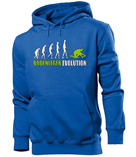 BODENLEGER EVOLUTION 4611(HKP-B-Weiss-Grün) Gr. XL