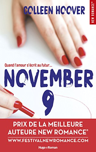 November 9 (New Romance) par [Hoover, Colleen]