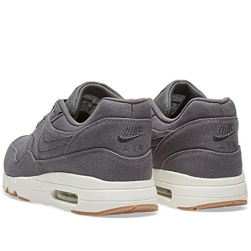 Nike Air Max 1 Ultra 2.0 TXT Sneaker Turnschuhe Schuhe für Herren Beige (Pale Grey/Summit White)