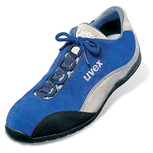 Uvex , Chaussures de sécurité pour homme - Bleu - Bleu, 41 EU Bleu