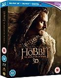 The Hobbit: The Desolation of Smaug [Blu-ray 3D + Blu-ray + UV Copy] [2013] [Region Free]