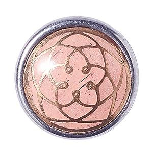 Noosa Petite Chunk APPLE STAR Queen Pleasure pink/ cooper – powderstone/ cooper