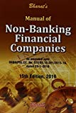 Manual of Non-Banking Financial Companies (NBFCs)