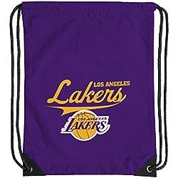 """'Oficial NBA Los Angeles Laker gymbag, bolsa de deporte, bolsa de deporte """""""