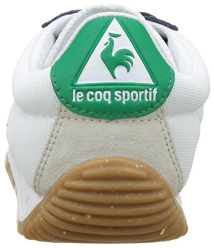 Le Coq Sportif Cuarzo Speckel Gum, Unisex Low-athletic Sneakers Blanco (blanco / Vestidos Ópticos)