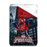 4963 Kinder Tagesdecke Kinderdecke Bettdecke - MARVEL - SPIDERMAN (spiderman)