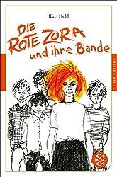Die rote Zora und ihre Bande (Fischer Klassik) (German Edition)