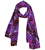 Scarves (Weavers Villa Poly Cotton Soft Summer Scarf) (WV67)