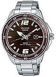 Pulsar PX3087X1 Herren-Armbanduhr, analog, solarbetrieben