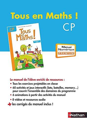 Tous en Maths CP DVD ROM - Mne - Ta
