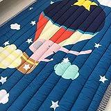 Kinder Reisen Thema Tipi Matte Kinder Rutschfeste Spielmatte Baby Krabbeln Matte rutschfeste verdicken Teppich