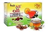 #10: All in One Herbal Lemon Tea Premix Sulphur less Sugar(25 pouches)