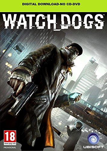 Watch Dogs (PC Code)