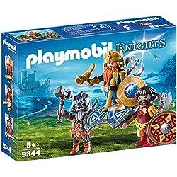 Playmobil Roi des Nains, 9344
