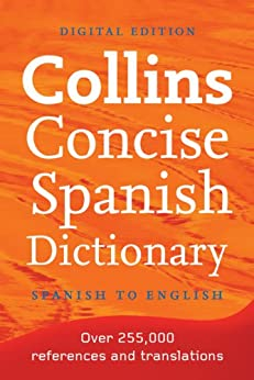 Collins Concise Spanish-English Dictionary (English Edition) de [HarperCollins Publishers]
