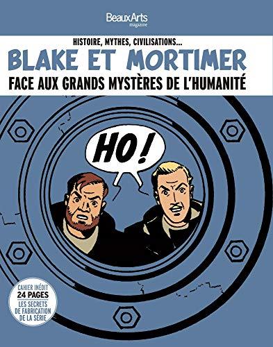Blake et Mortimer face aux grands mystères de l'humanité