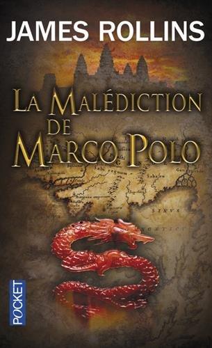 La Malédiction de Marco Polo - Une aventure de la Sigma Force (3)