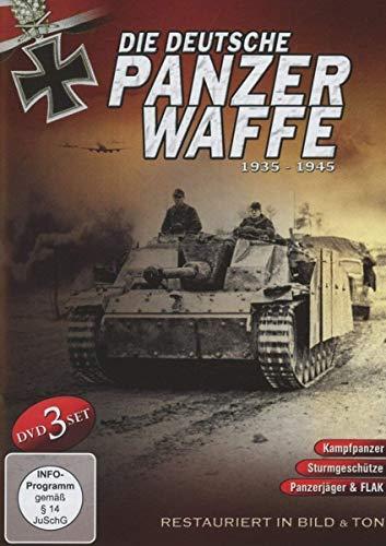Die Deutsche Panzerwaffe (3 DVD BOX)