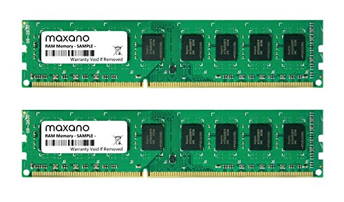 8GB Dual Channel Kit (2x 4GB) für Dell OptiPlex 7020 Business Desktop DDR3 1600MHz (PC3-12800U) Dimm Arbeitsspeicher RAM Memory -