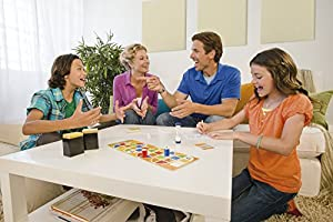 Mattel ccd81–Pictionary, Table Game