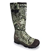 Goodyear Swamp Green Wellington Boots with Neoprene Lining, Sizes 6, 7, 8, 9, 10, 11, 12, 43 EU, Camouflage
