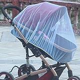 Dinglong Kinderwagen-Moskitonetz,Schützen Sie das Baby vor allen Arten von Insekten,Mehrere Farben erhältlich (Blau)