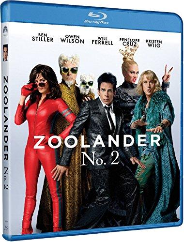 Zoolander No. 2 [Blu-ray] 51ZUxGhw 2BoL