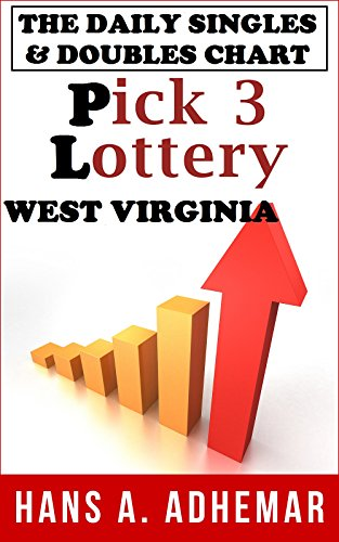 The daily singles & doubles chart: Pick 3 lottery (West