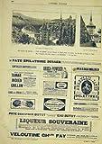 Telecharger Livres Annonce de l Impression 1891 de Francais de Vue de Berne Suisse Nydeck (PDF,EPUB,MOBI) gratuits en Francaise