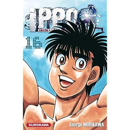 Ippo - saison 4, La loi du ring - tome 16 (16)